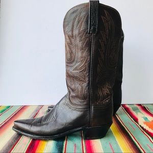 Lucchese Cowboy Boots Sz 7.5